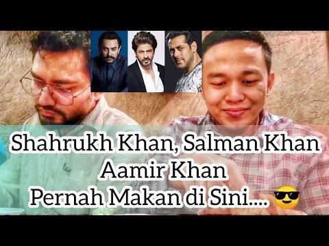 Restoran Favorit Shahrukh Khan, Aamir Khan & Salman Khan di kota Lucknow: Tunde Kabab 😋🧆 (2019)