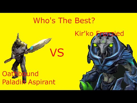 Age of Wonders Planetfall which unit is better | VS Series | Ep 1 | Paladin Aspirant vs Frenzied!! |