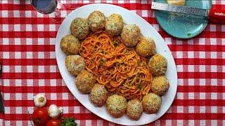 Garlic Bread Meatballs