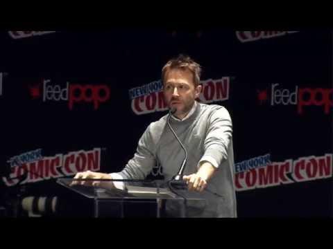 2016 New York City Comic Con Walking Dead Panel