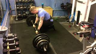 Bulgarian Style Training - Sumo Deadlift, Weighted Dip, Pull Up, Bench Press