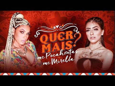 Mc Pocahontas – Quer Mais? ft. Mc Mirella