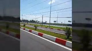 Quốc lộ 51 mặt tiền dự án Bà Rịa City Gate