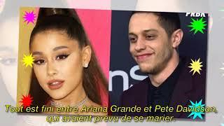 Ariana Grande : Pete Davidson son ex fiancé  en a marre qu'elle parle de... son pénis