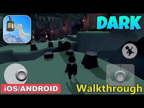 HUMAN FALL FLAT MOBILE - Dark Full Gameplay Walkthrough (Android/iOS) - #7 END