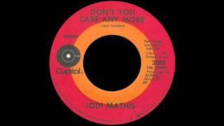 Jodi Mathis - Don