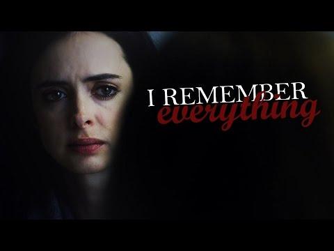 ►Jessica Jones - 'I remember, everything'