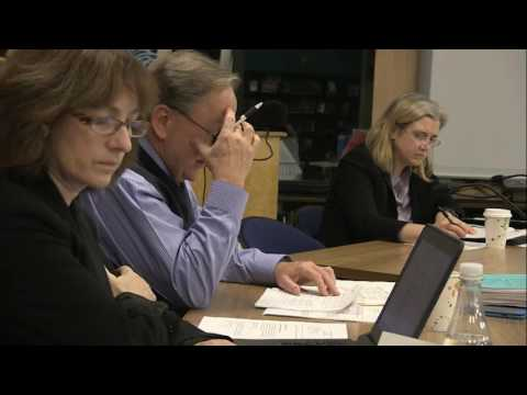 South Burlington School Board Meeting: January 4, 2016