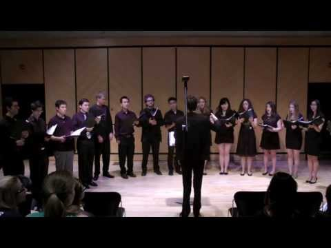 The Yale Undergraduate Choral Society: Inaugural Concert (April 30, 2013)
