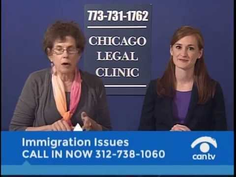 Immigration Issues with the Chicago Legal Clinic 6-17-2015