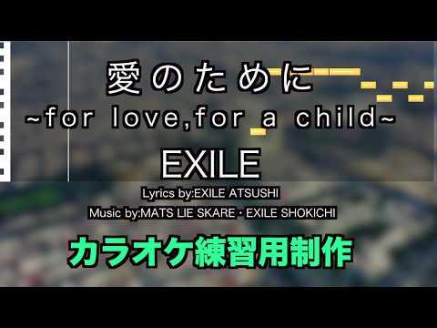愛 の ため に exile 歌詞