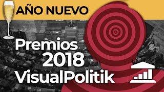 PREMIOS a los PROTAGONISTAS de 2018 - VisualPolitik