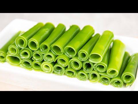 วิธีทำเส้นก๋วยเตี๋ยวเซี่ยงไฮ้ | Cellophane noodle sheets | ใสกิ๊กเหนียวนุ่ม อร่อยและดีต่อสุขภาพ