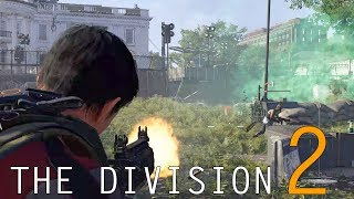 Tom Clancy's The Division 2 Private Beta - First 40 Minutes