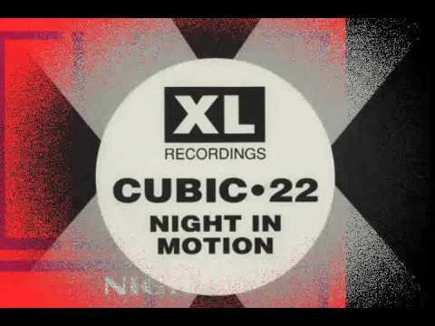 "Cubic 22 - Night In Motion (12"" Battle Plan Remix) 1991"