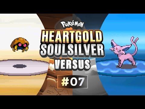 Pokemon HeartGold and SoulSilver Versus - EP07   SLAPPIN DA BASS!