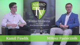 3 rady (nie tylko) dla pośredników nieruchomości - Miłosz Pasiecznik | ASBiROTV