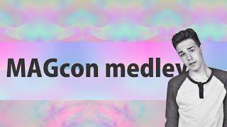 Jacob Whitesides - Magcon medley lyrics