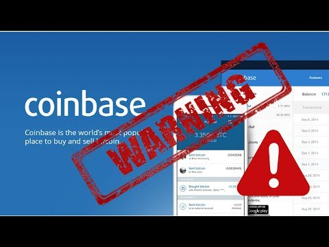 WARNING! Do not do Bank Transfer to Coinbase!!!