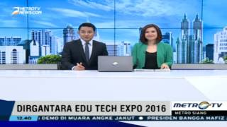 Pameran Dirgantara Edu-Tech 2016
