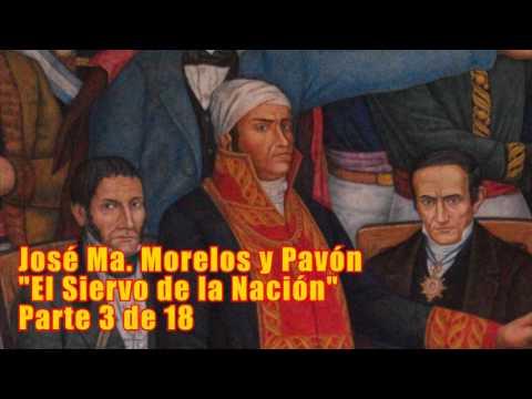 José Maria Morelos y Pavón  3