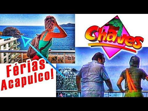 FICAMOS NO HOTEL DO CHAVES EM ACAPULCO!!! T2.ep431