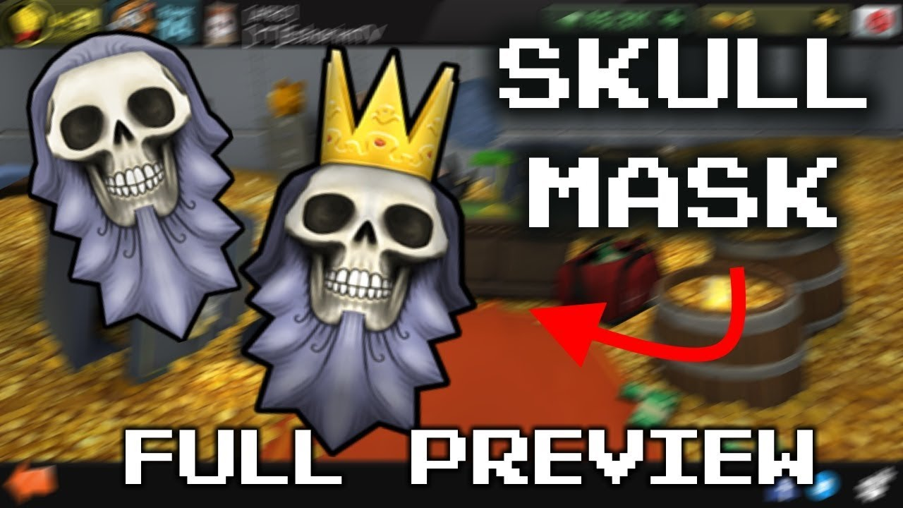 Skull Mask Full Preview Snipers Vs. Thieves (Mask Previews