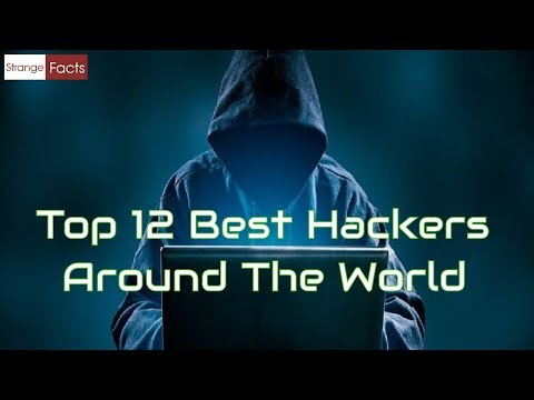Top 12 Best Hackers Around the World