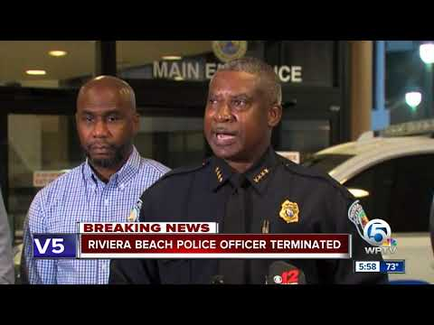 Riviera-Beach-police-officer-terminated