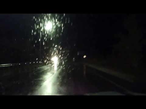 Дорожное освещение со светомузыкой
