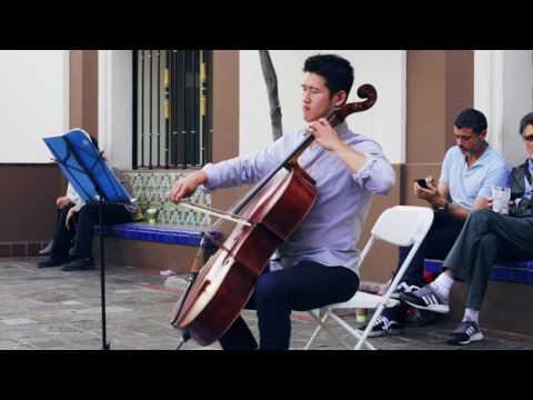 Bach Suite No 1 Sarabande & No 3 Sarabande
