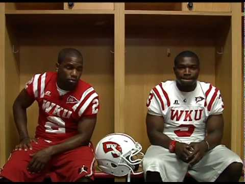 Behind the Red Towel:  Bobby Rainey and Derrius Brooks