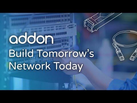 AddOn Fiber Optics: Build the Networks of Tomorrow