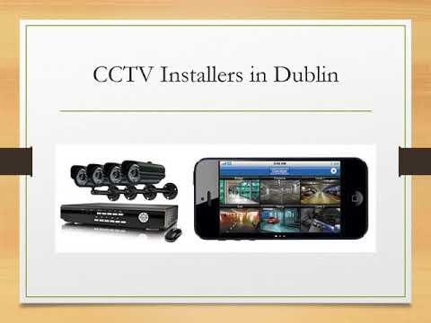 CCTV installation Dublin