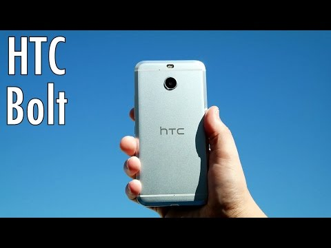 HTC Bolt First Impressions: Unboxing Sprint