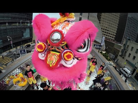 GoPro: Lion Dance in San Francisco's Chinatown