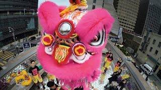 GoPro: Lion Dance in San Franciscos Chinatown