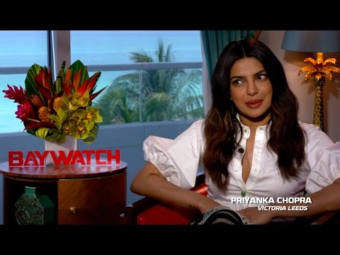 Cast of Baywatch share their favorite food | Priyanka Chopra