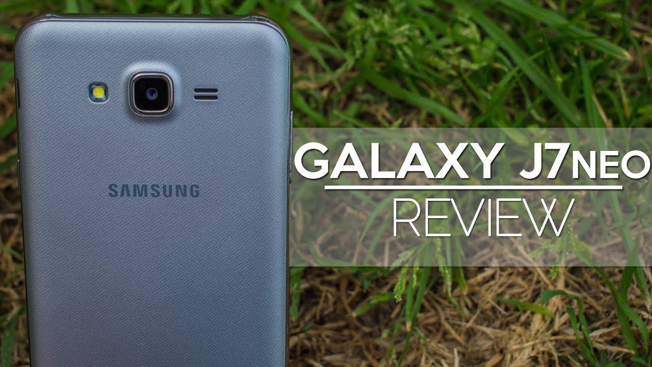 Galaxy J7 Neo ¿J7 2015 ACTUALIZADO? Review en español [Argentina]