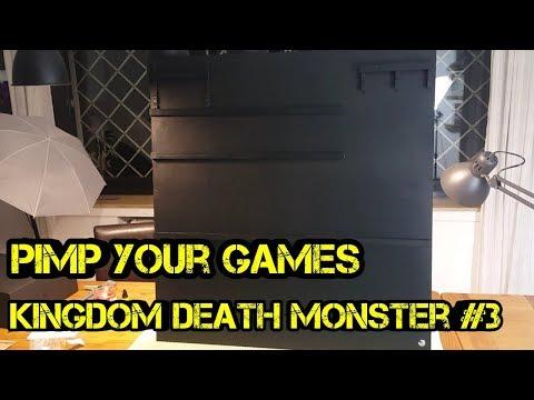 Pimp your Games - Spezial - Kingdom Death - #3 - Settlement Board (custommade)