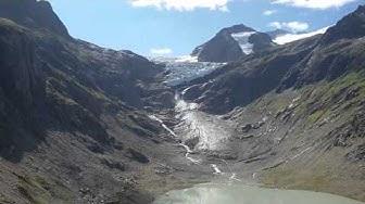 Glacier Trift - Trift glaciar - 冰川 -Glacier de Trift
