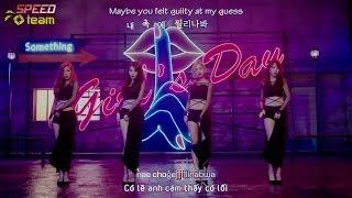 Repeat youtube video [Vietsub + Engsub + Kara] Girl's Day - Something