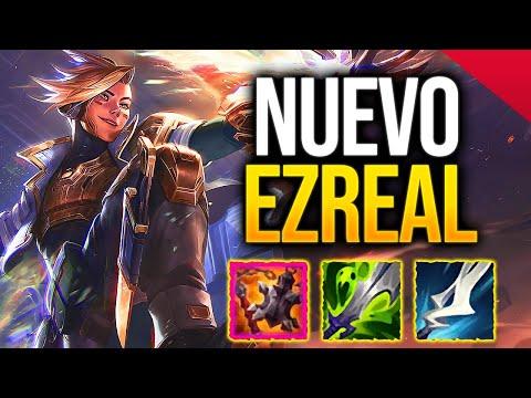 NUEVO MÍTICO en EZREAL 😱 ¡CÓMO JUGAR EZREAL en la NUEVA SEASON! 🔥 | League of Legends