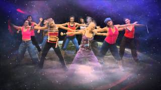 ZUMBA CAIPIRINHA IN SPACE