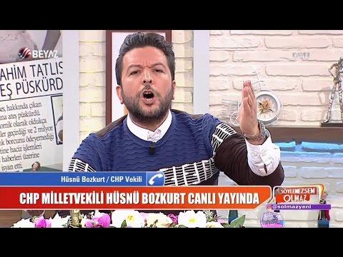 ''Söylemezsem Olmaz''da canlı yayında ortalık karıştı; CHP'nin milletvekilinden büyük saygısızlık