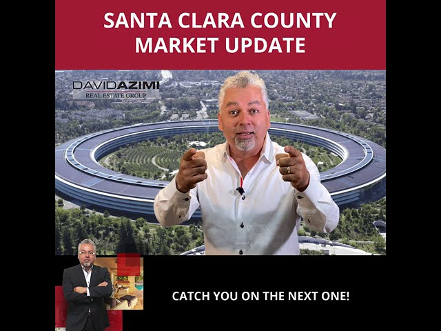 Santa Clara County Market Update - Looking back at Aug 2020