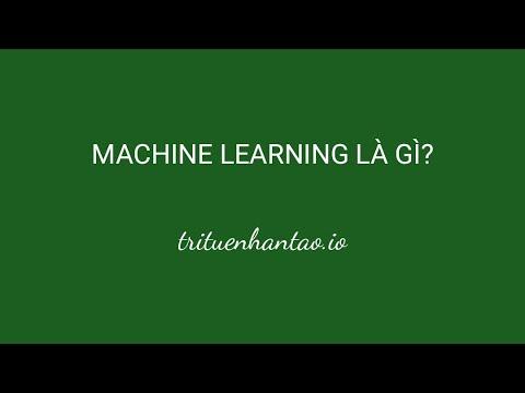 Machine Learning là gì? | Trí Tuệ Nhân Tạo ▶ Bài Học Công Nghệ