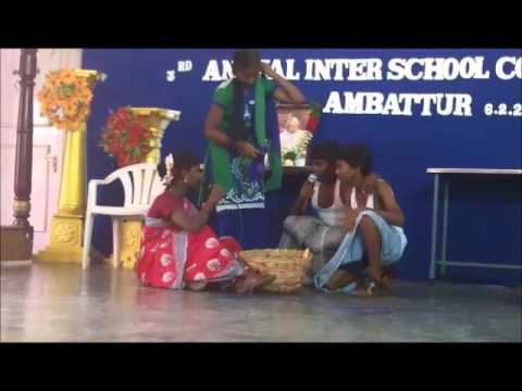 Little  Drops Higine For Health Trust Annual Inter School Competition Ambattur