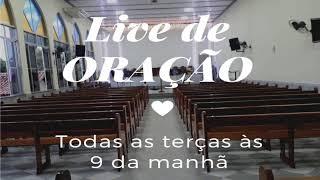 Live de Oração- 21/09