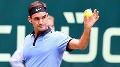 Roger Federer's Most Brutal Tennis (60FPS)